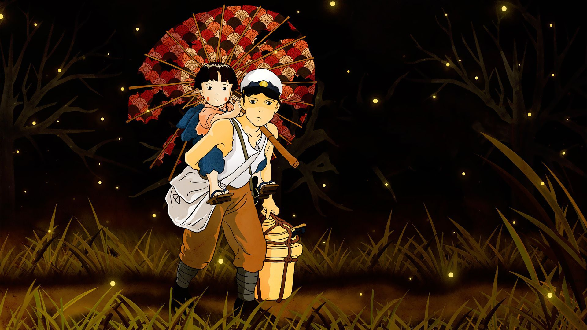 Grave Of The Fireflies Wallpaper Posted By Michelle Sellers