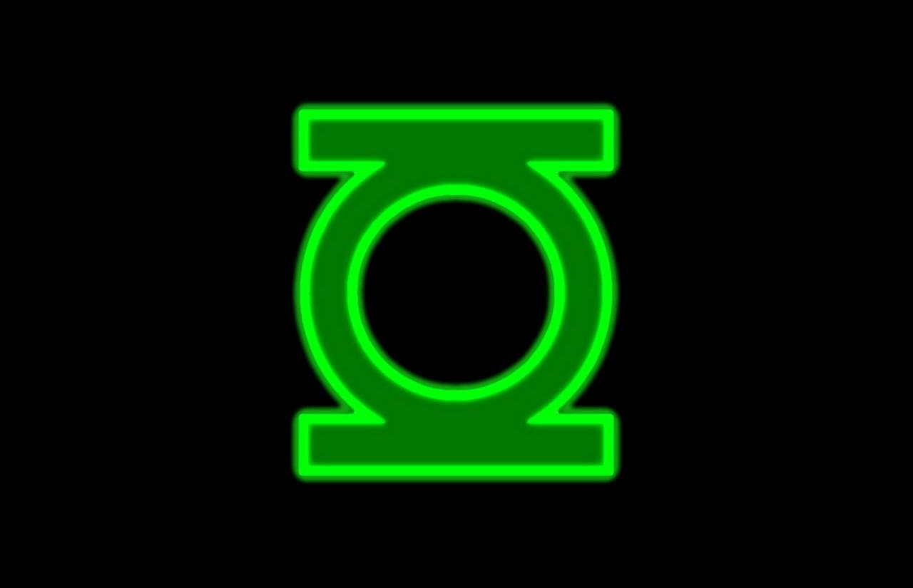 Green Lantern Logo Hd Posted By Ryan Johnson