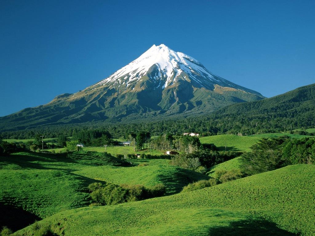 Lush Green Mountains Desktop HD Wallpapers WonderWordz