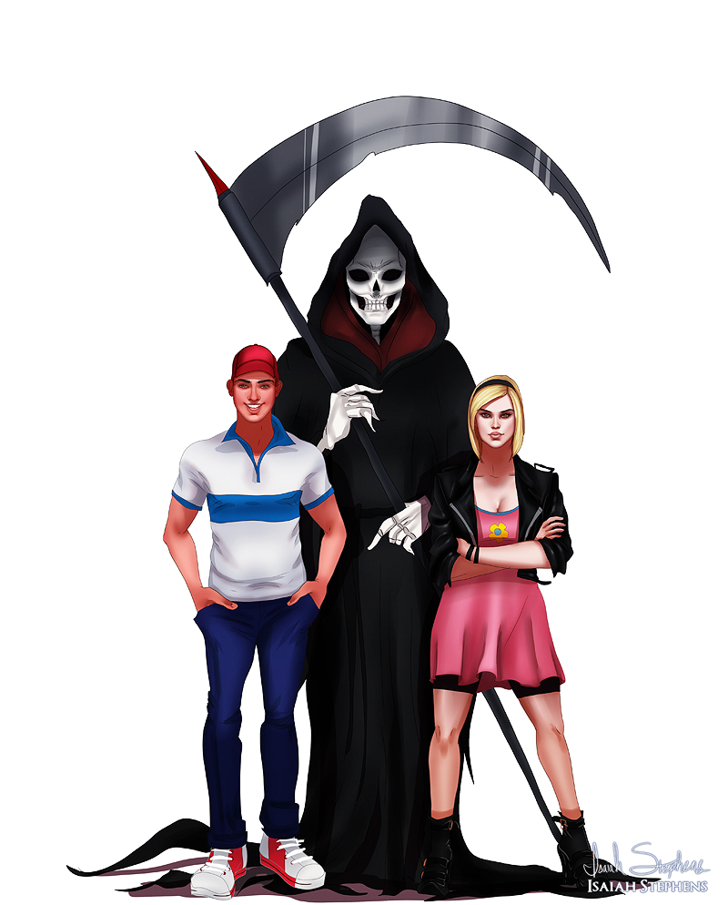Grim Adventures Of Billy And Mandy Wallpaper Posted By Michelle
