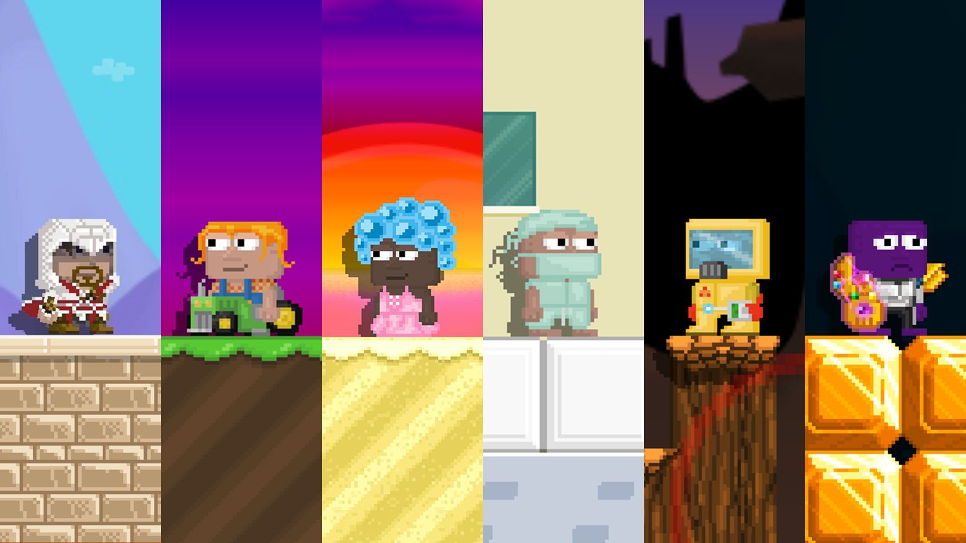 Growtopia Backgrounds Posted By Samantha Walker