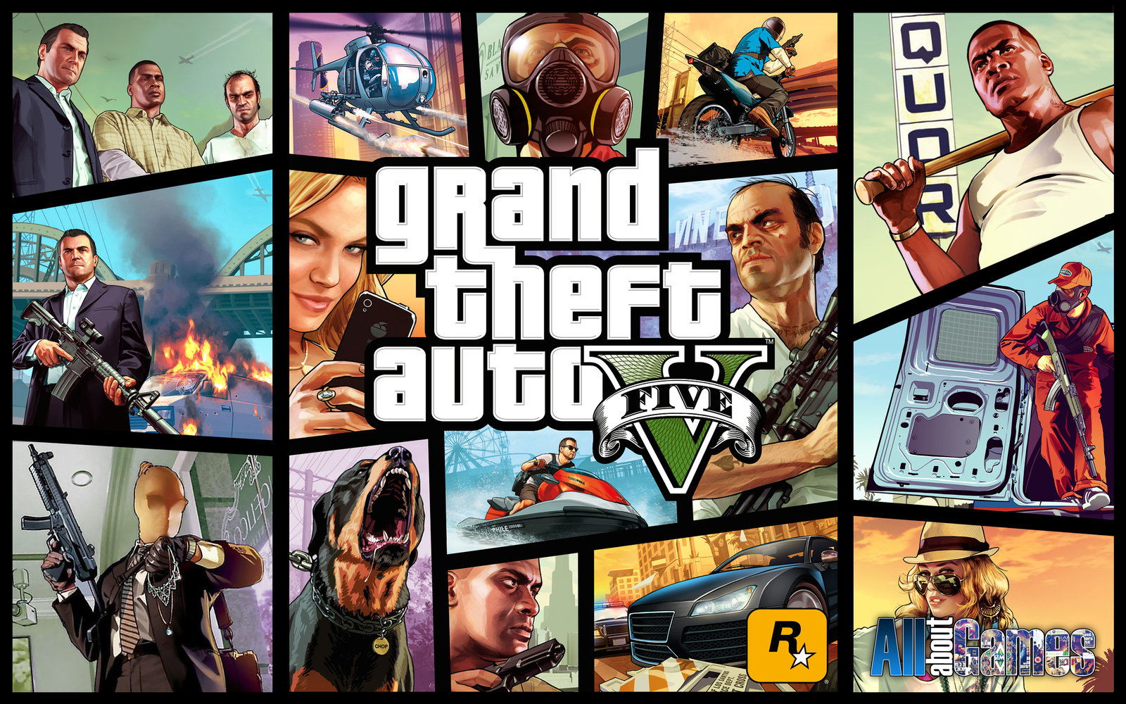 Gta 5 Wallpaper Hd 1080p