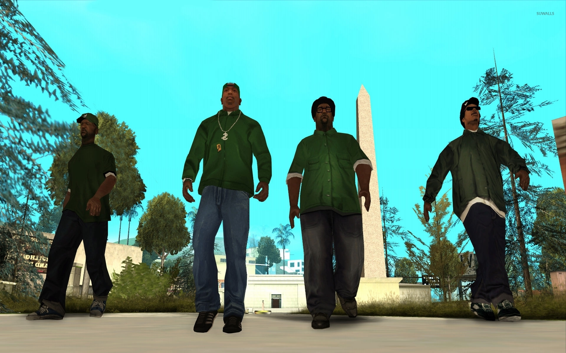 Gta San Andreas Background Posted By Christopher Cunningham