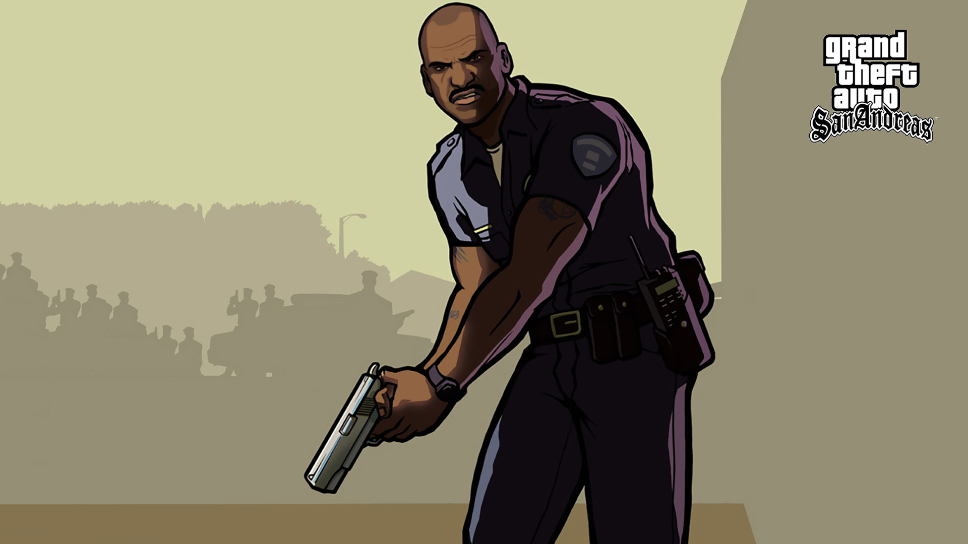 Gta San Andreas Pic Posted By Christopher Walker