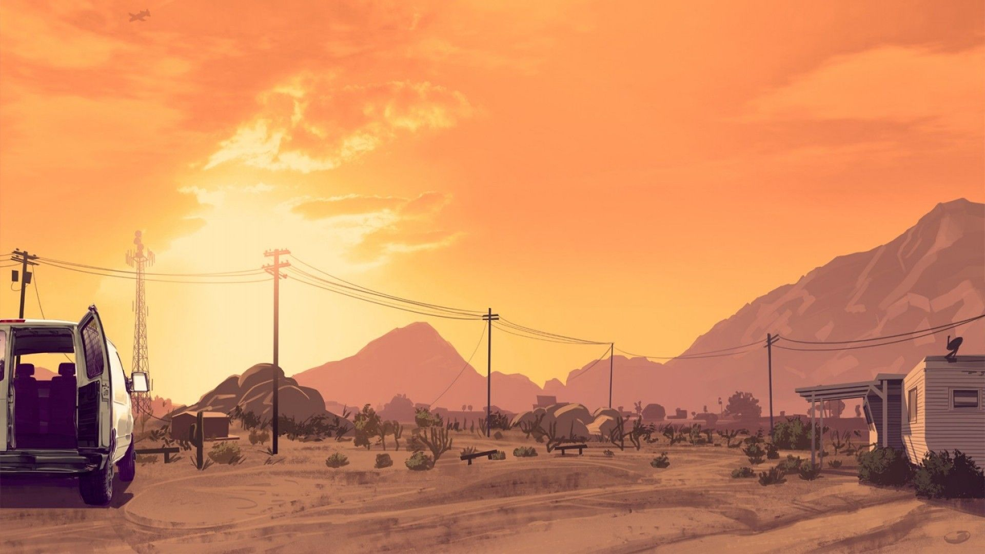 Gta San Andreas Wallpapers Posted By Michelle Simpson