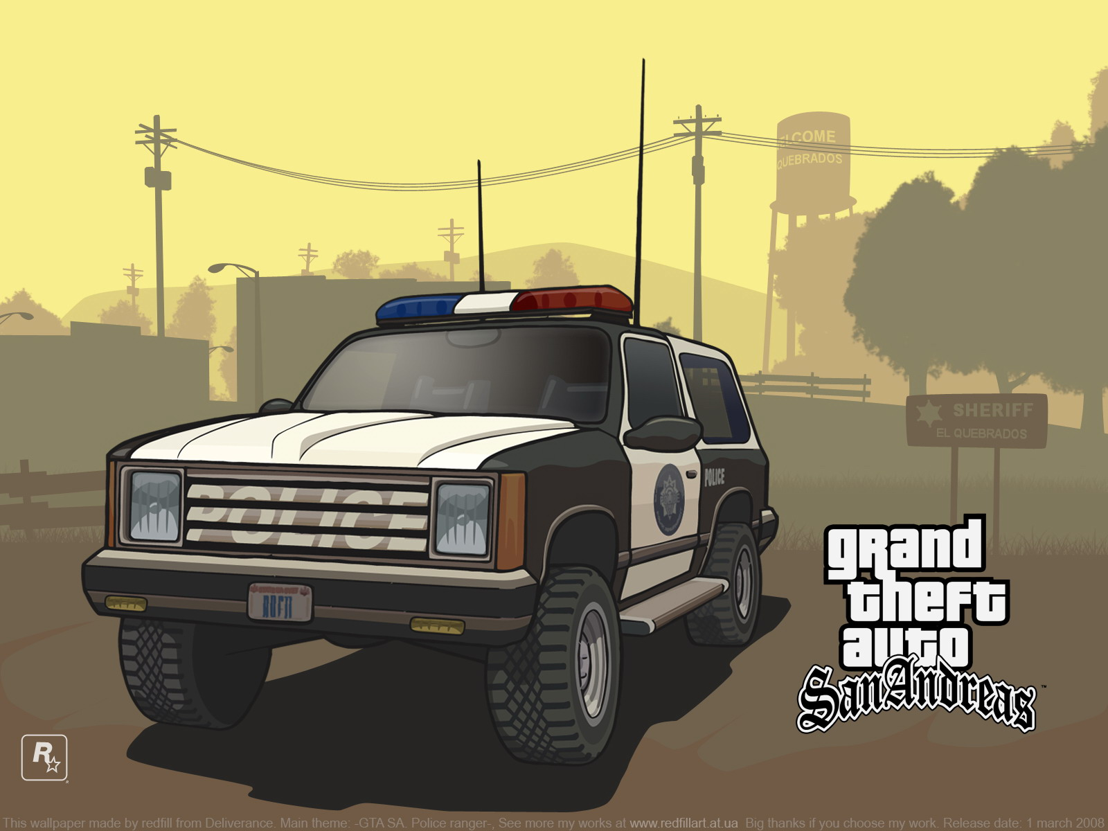 Gta Sanandreas Wallpapers Posted By Ryan Simpson