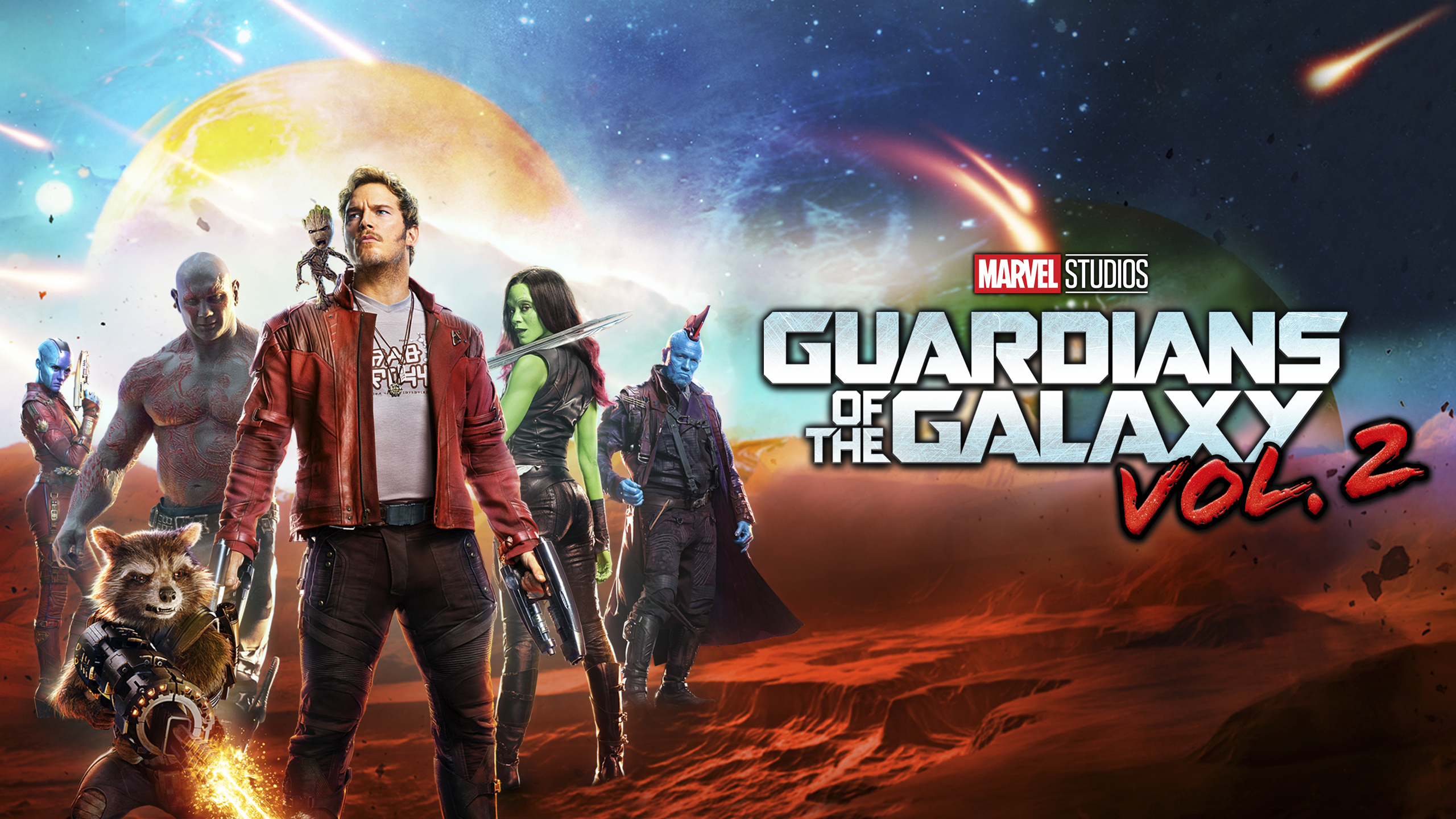 Guardians Of The Galaxy 2 Hd Posted By Samantha Simpson