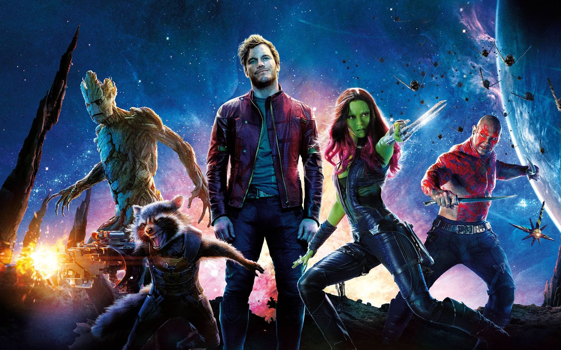 Guardians Of The Galaxy 2 Wallpapers Posted By Christopher Tremblay