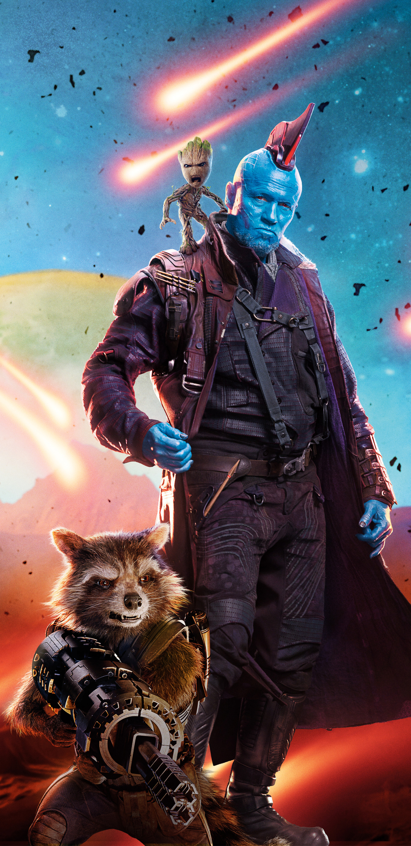Guardians Of The Galaxy Phone Wallpaper Posted By Zoey Simpson