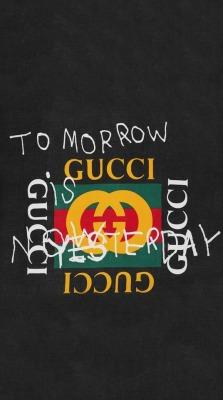 Gucci Lockscreen Posted By Ryan Tremblay