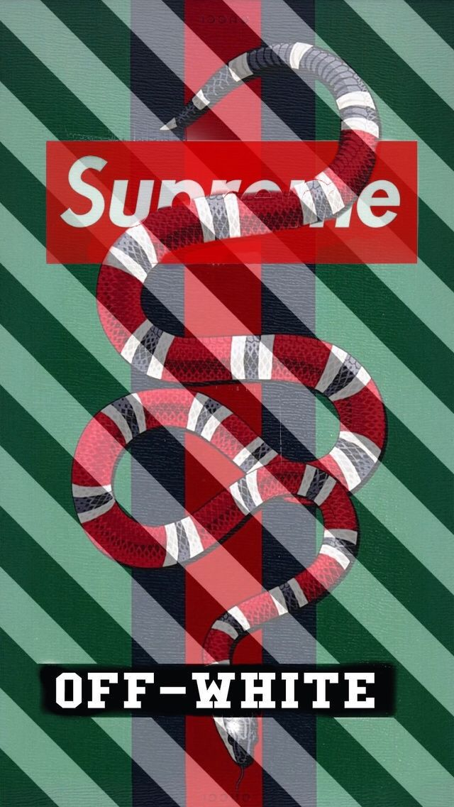 Gucci Supreme Wallpaper Posted By Samantha Thompson