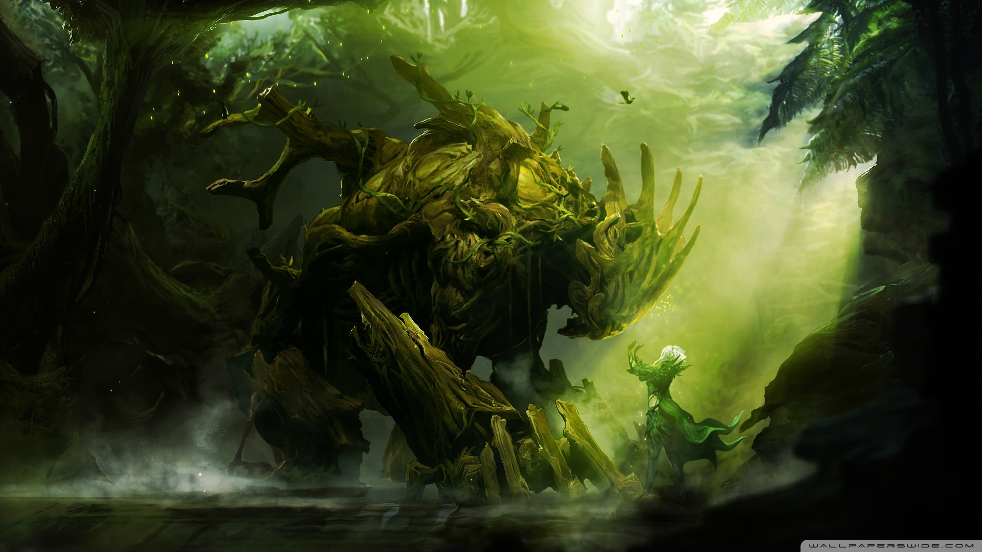 Guild Wars 2 4k Wallpaper Posted By Ethan Simpson