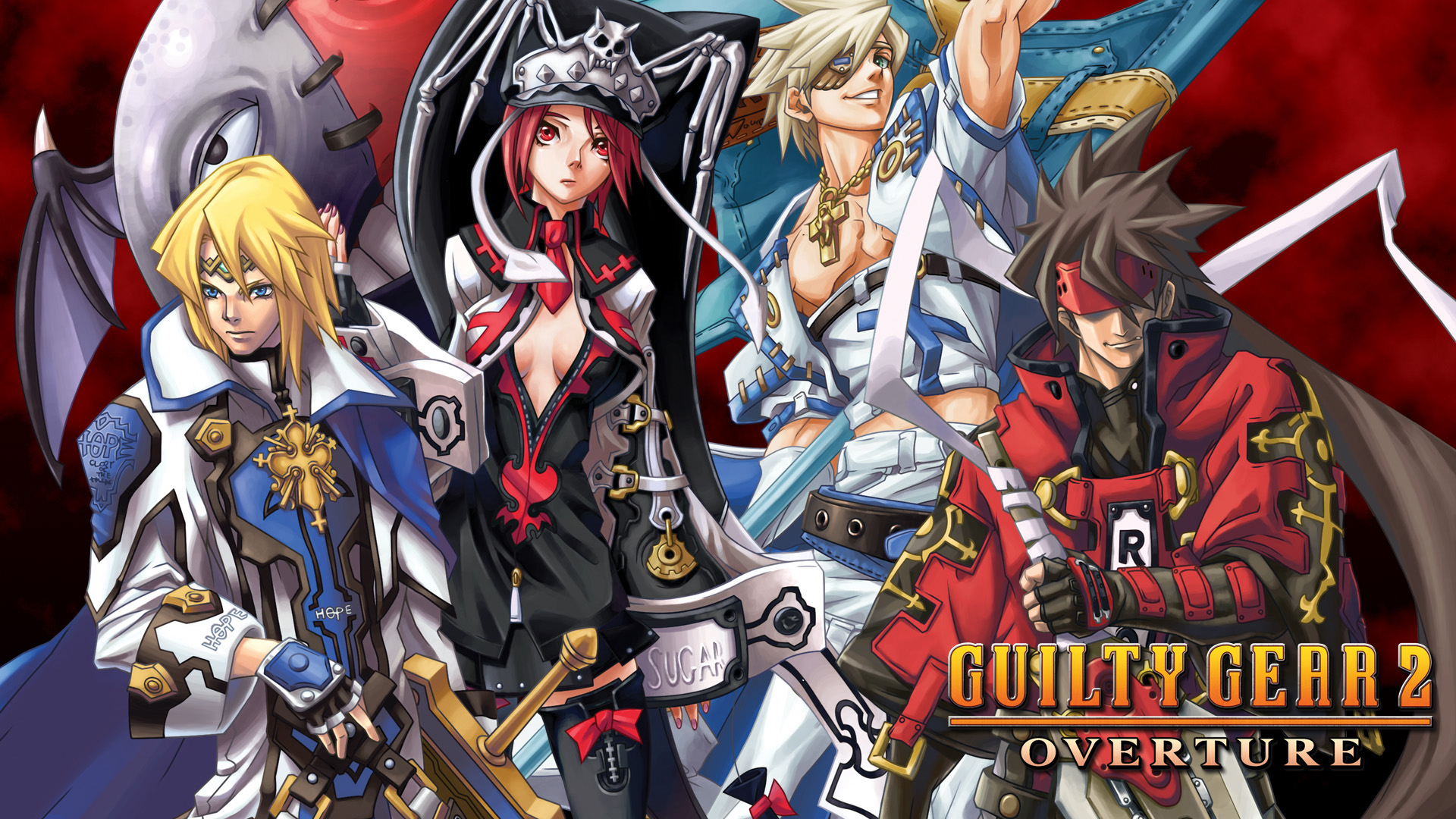 Guilty Gear Wallpaper Posted By Christopher Walker