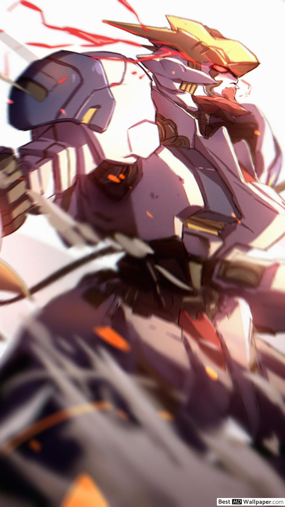 Gundam Barbatos Lupus Wallpaper Posted By Sarah Johnson
