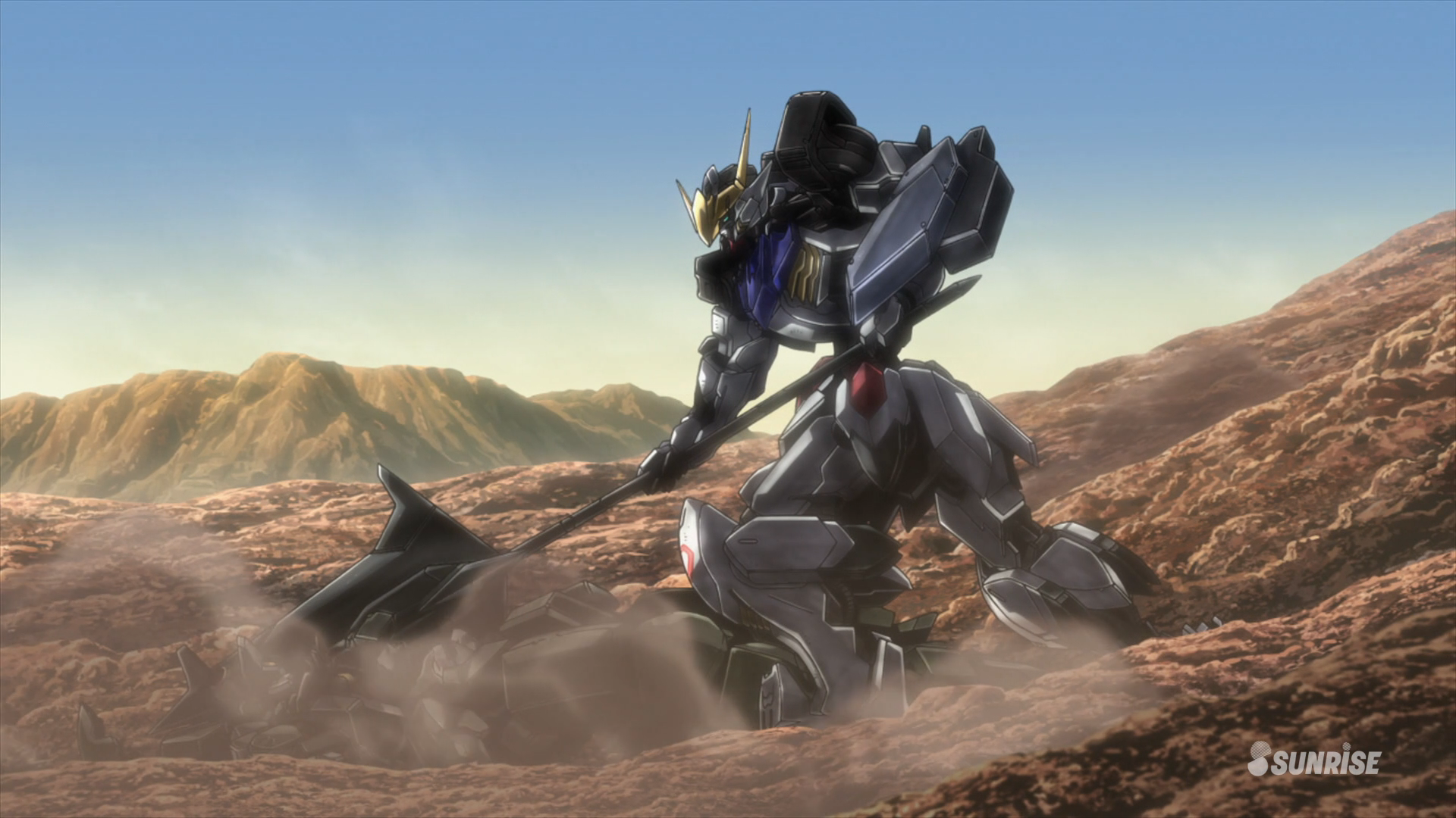 Gundam Iron Blooded Orphans Wallpaper Hd Posted By Samantha Thompson