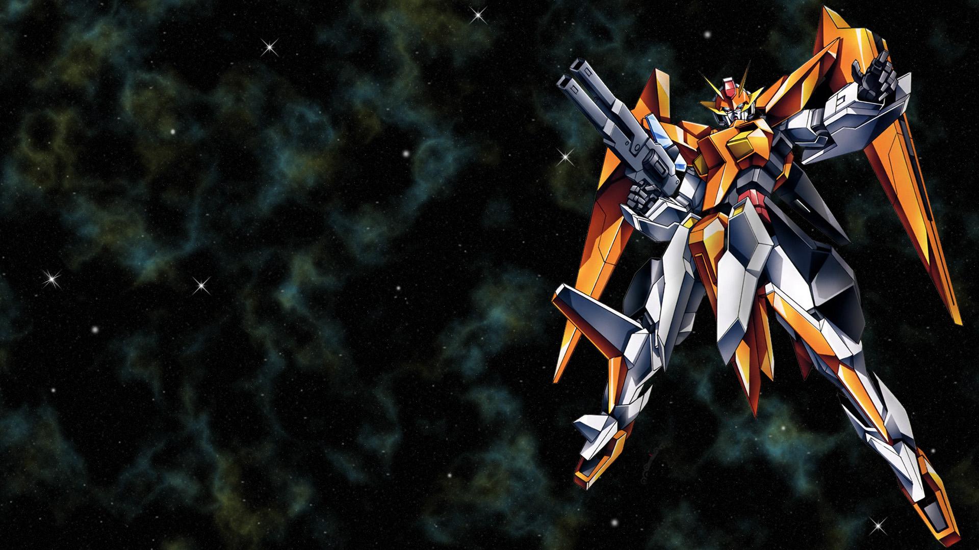 Gundam Wing Zero Custom Wallpaper Posted By Sarah Thompson