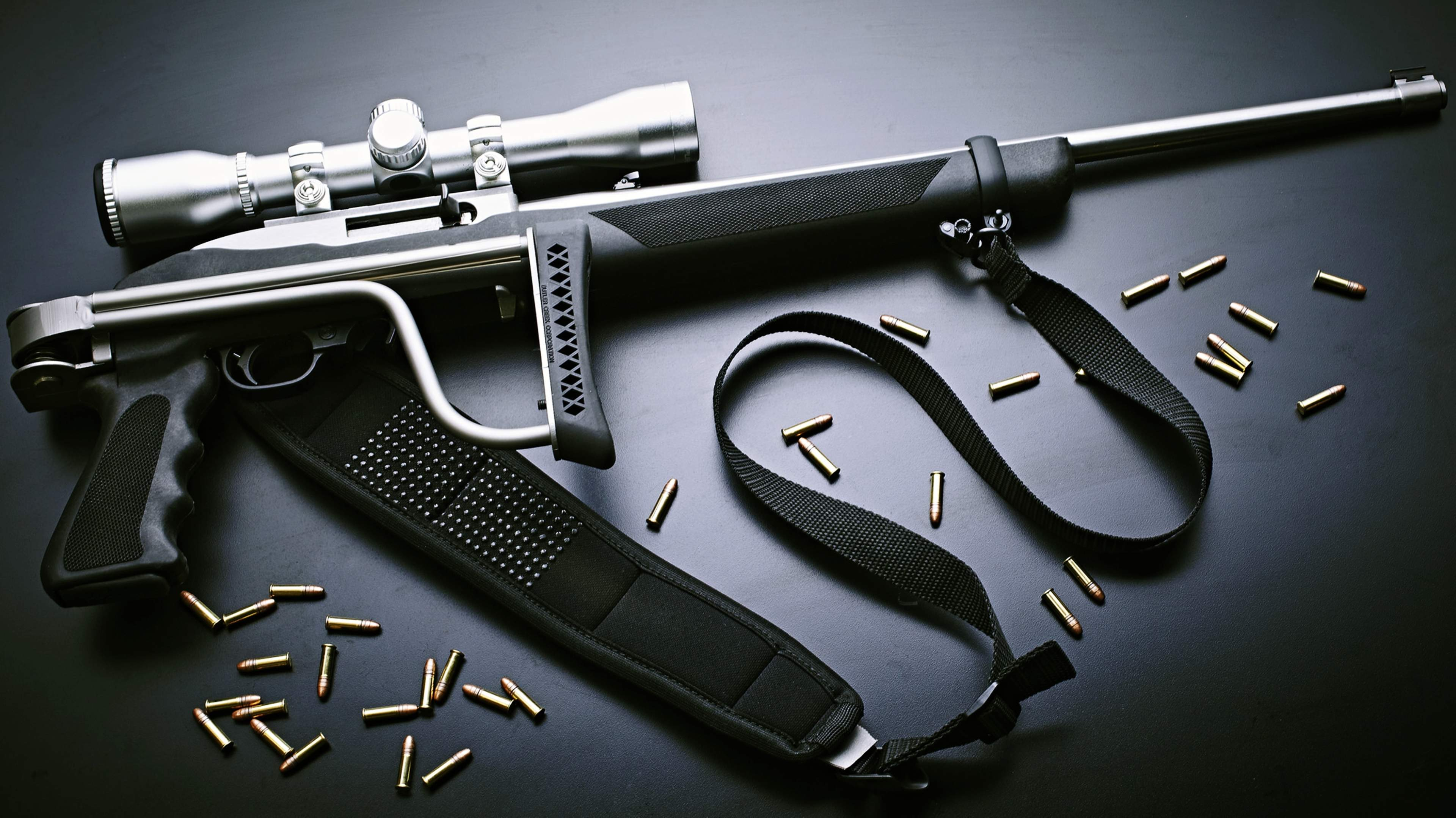 Guns Hd Wallpapers posted by John Sellers