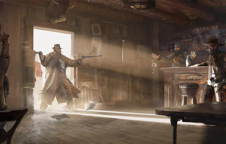 Gunslinger Wallpaper Posted By Christopher Mercado
