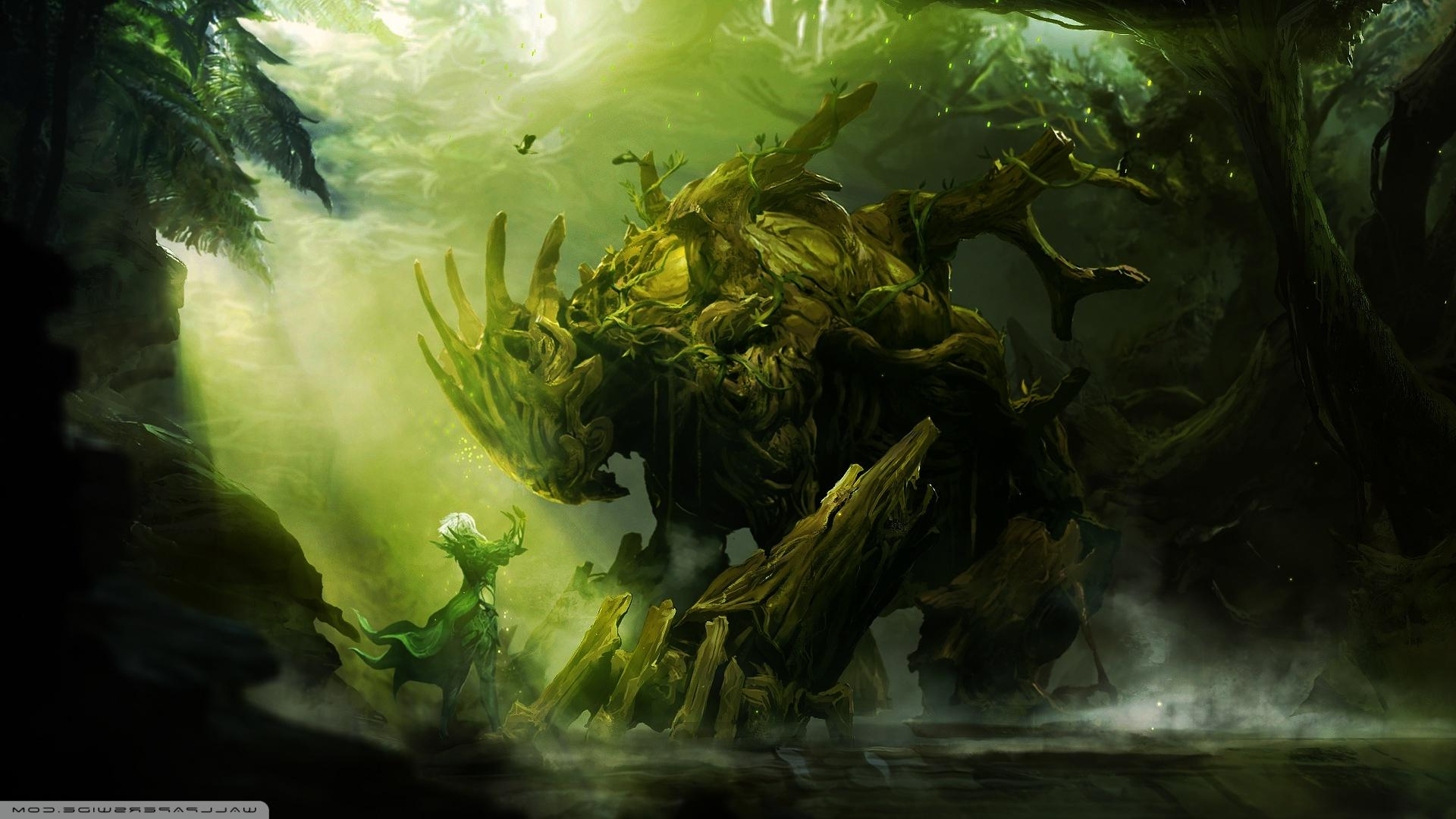 Gw2 Path Of Fire Wallpaper Posted By Ryan Sellers
