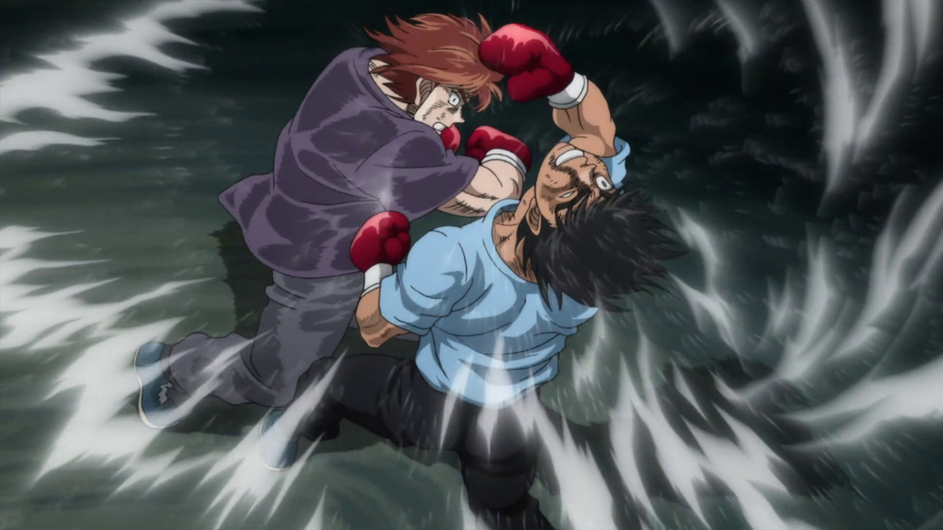 Hajime No Ippo Best Fight Posted By Michelle Cunningham
