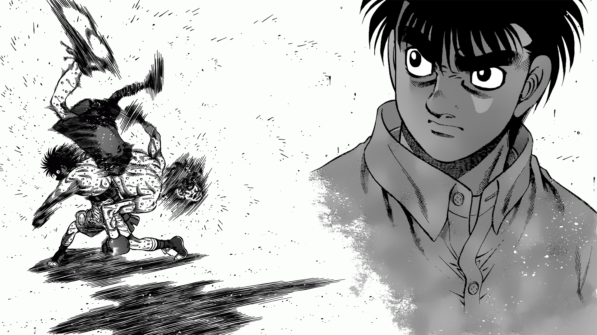 Hajime No Ippo Desktop Wallpaper Posted By Ryan Cunningham