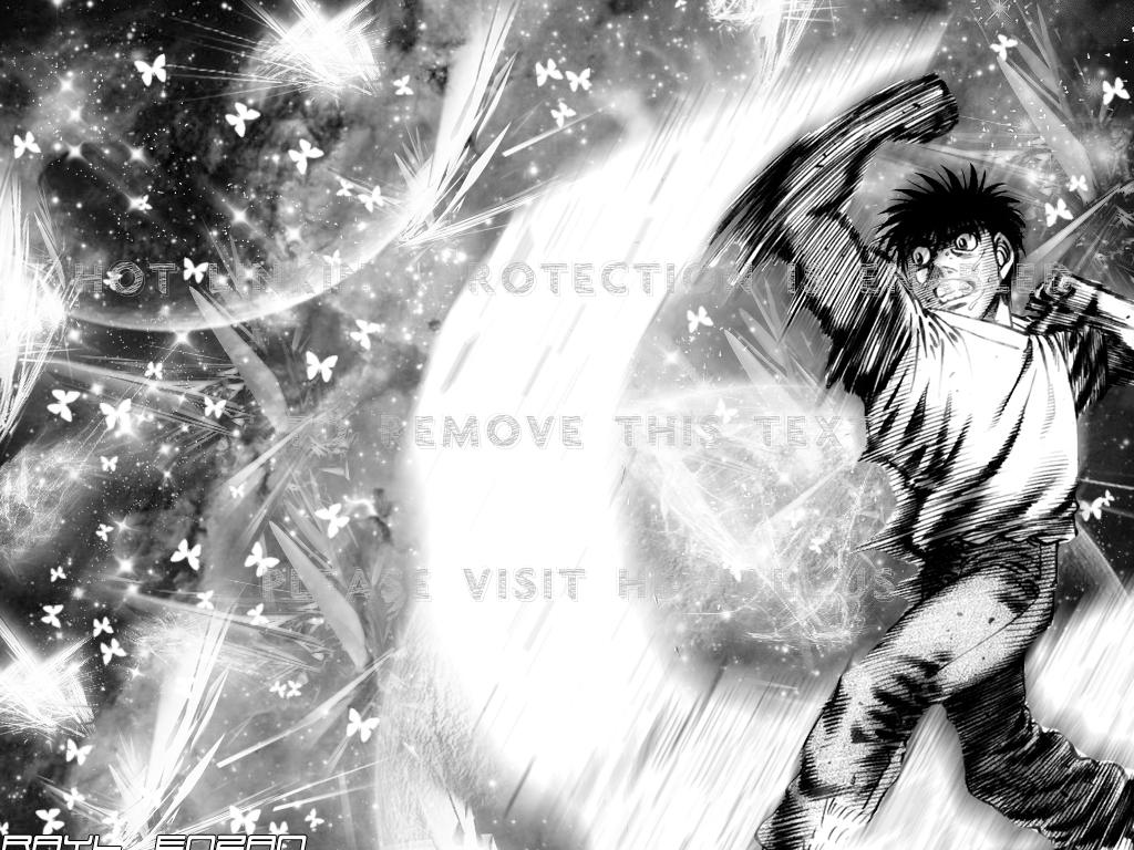 Hajime No Ippo Desktop Wallpaper