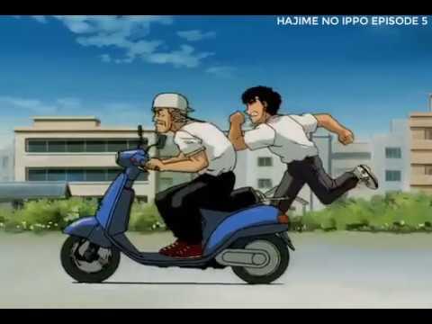 Hajime no ippo temporada 3 episodio 5