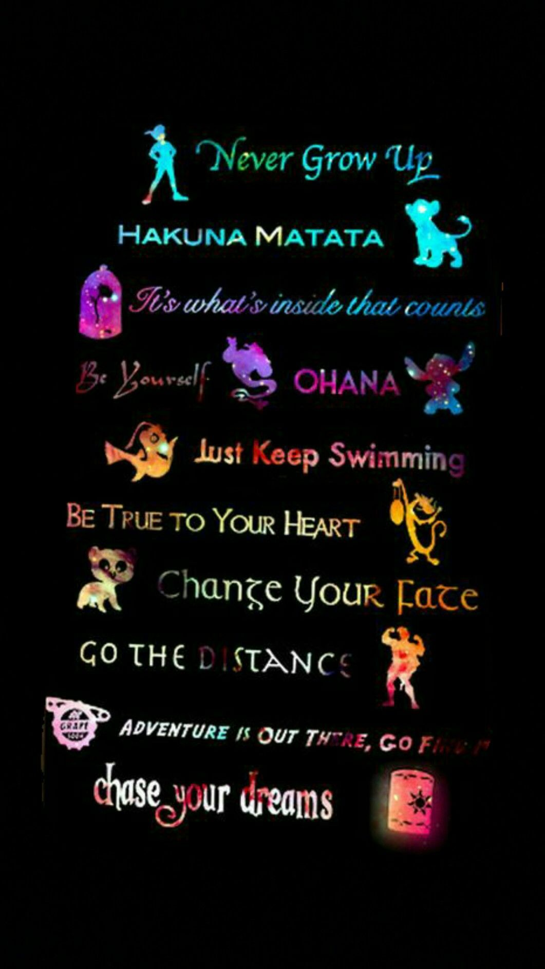 Hakuna Matata Iphone Wallpaper Posted By Christopher Simpson