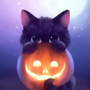 Halloween Cat Backgrounds Posted By Ryan Johnson