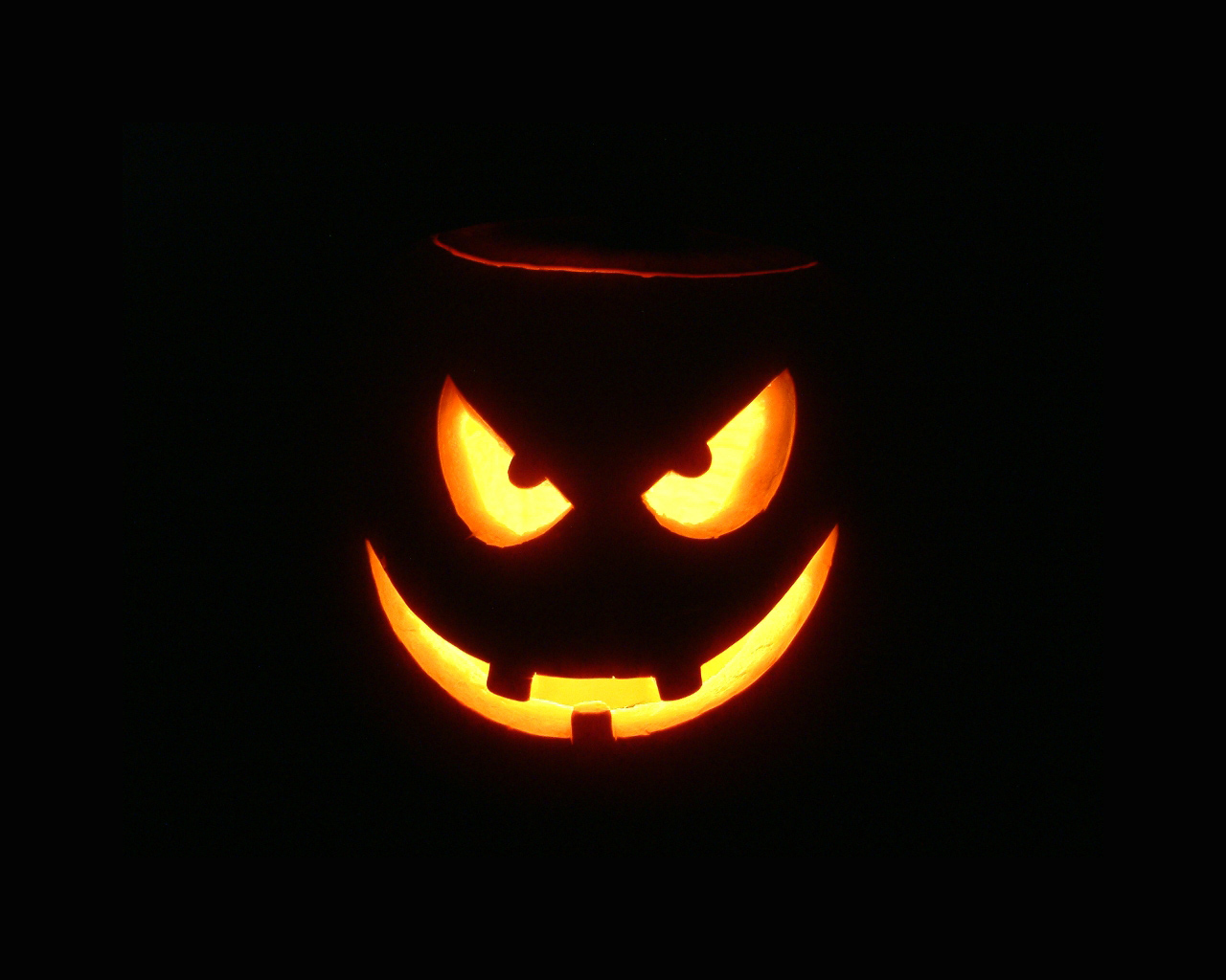Scary Halloween 2012 HD Wallpapers Pumpkins, Witches