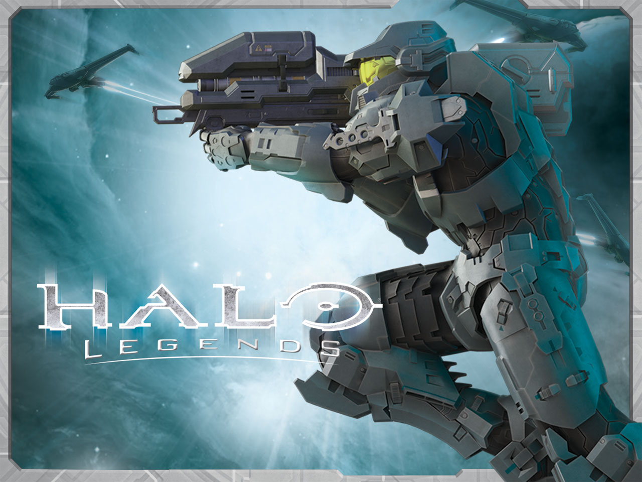 Halo Legends Wallpaper Posted By Ethan Tremblay