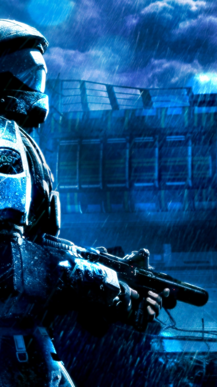 Halo Odst Background Posted By Samantha Cunningham