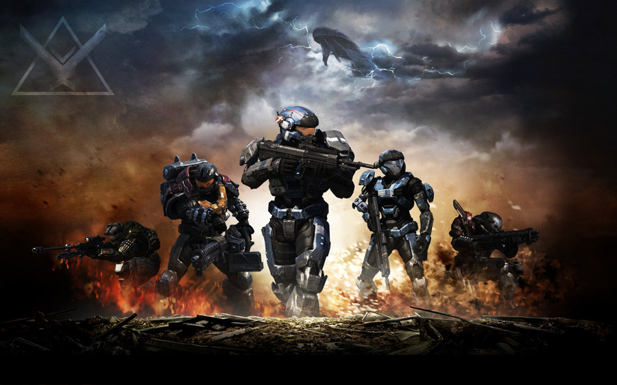 Halo Reach Wallpaper Posted By Zoey Peltier