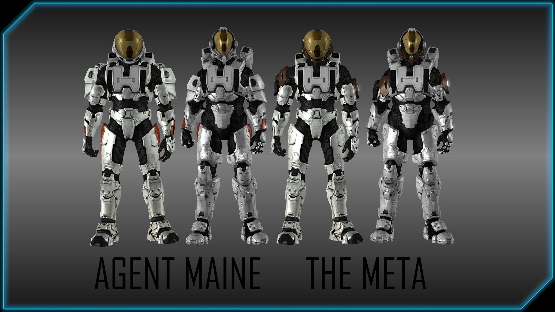 Halo Red Vs Blue Project Freelancer Wallpaper Posted By Zoey Johnson