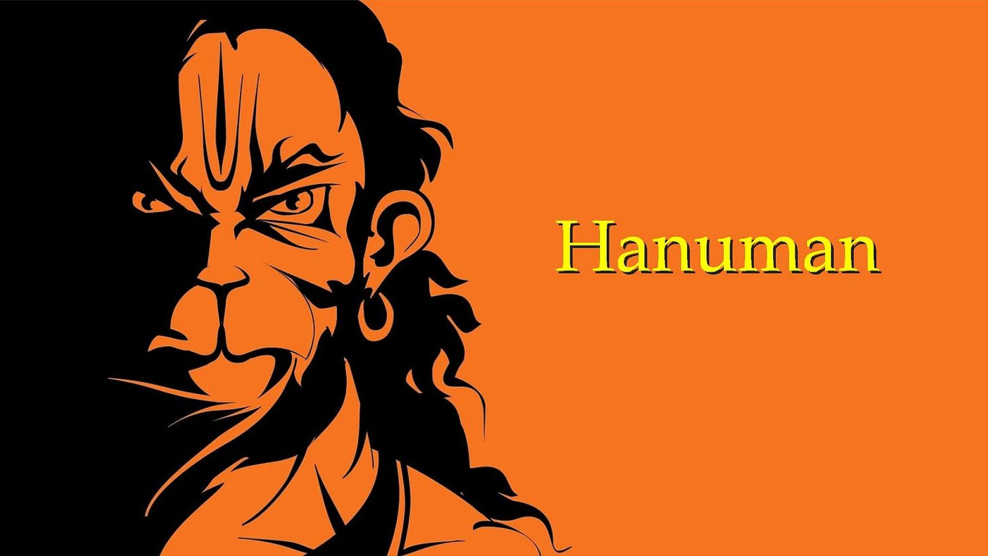 Hanuman Hd Wallpaper Posted By Zoey Sellers