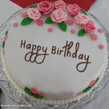 Stupendous Happy Birthday Cake Image Hd Personalised Birthday Cards Beptaeletsinfo