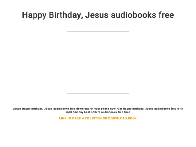 Happy Birthday Jesus Images Download Posted By John Johnson