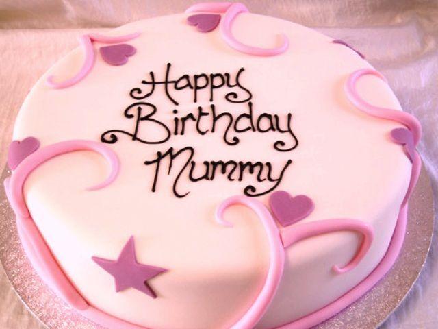 Pleasant Happy Birthday Mom Cake Images Posted By Sarah Cunningham Personalised Birthday Cards Vishlily Jamesorg