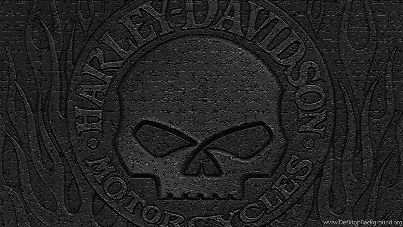 Harley Davidson Skull Wallpaper Posted By Samantha Johnson
