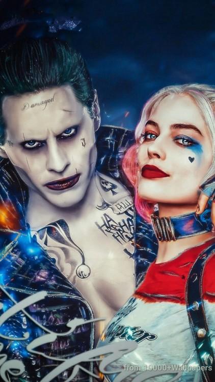 Joker And Harley Quinn Wallpaper 30 images on Genchi.info