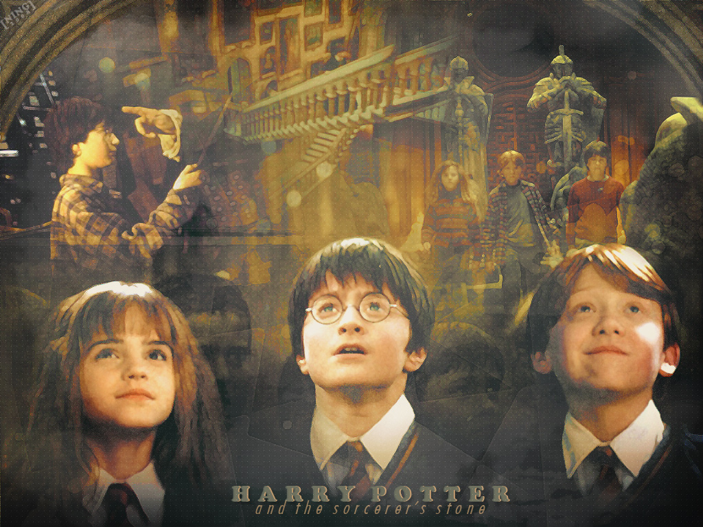 Harry Potter And The Philosophers Stone Wallpapers Posted By
