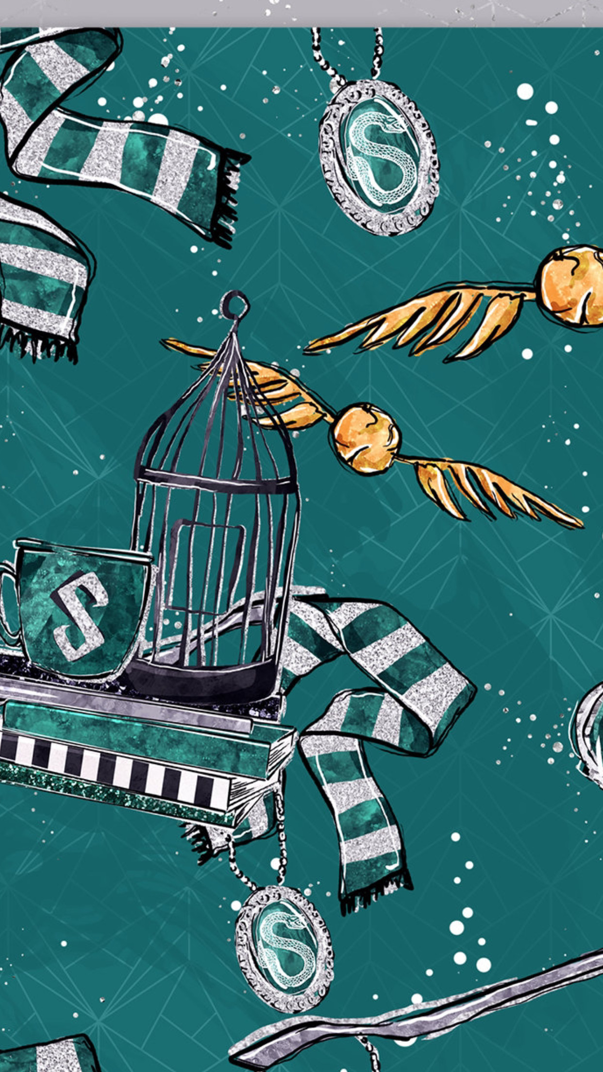 Harry Potter Slytherin Wallpaper Posted By Ethan Anderson