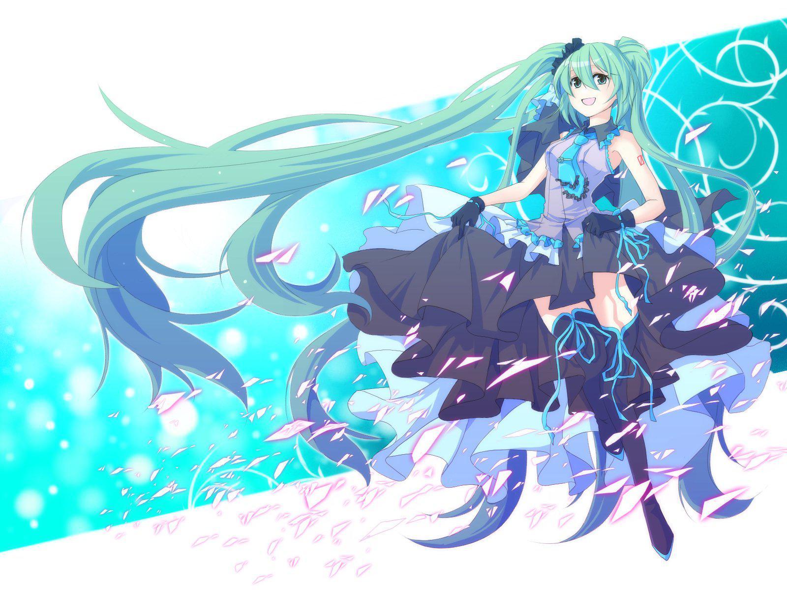 Hatsune Miku Wallpaper Hd 1080p