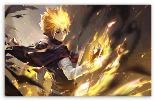 Hd Anime Wallpaper Posted By Samantha Simpson
