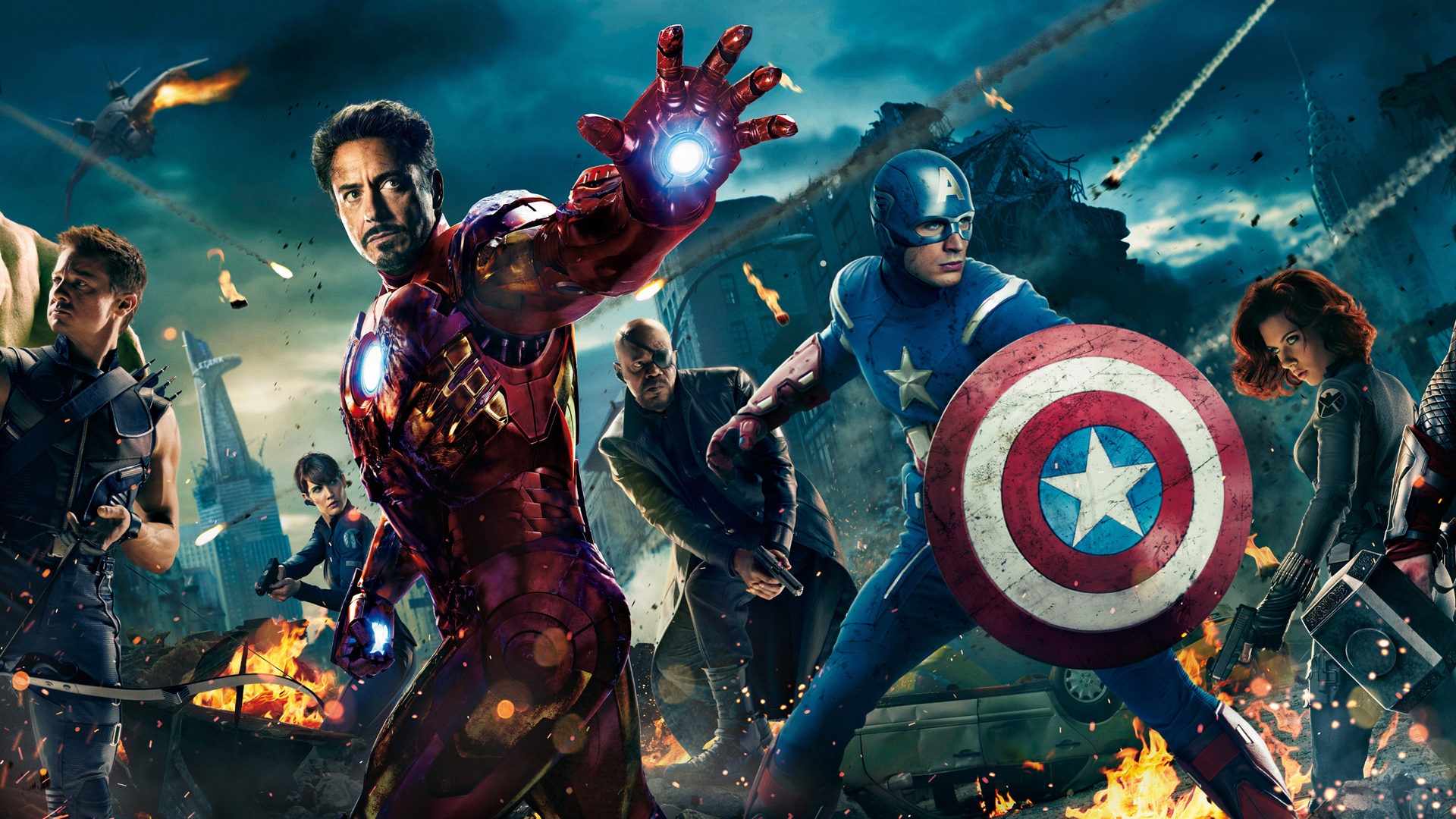 Hd Avengers Wallpaper Posted By Christopher Cunningham