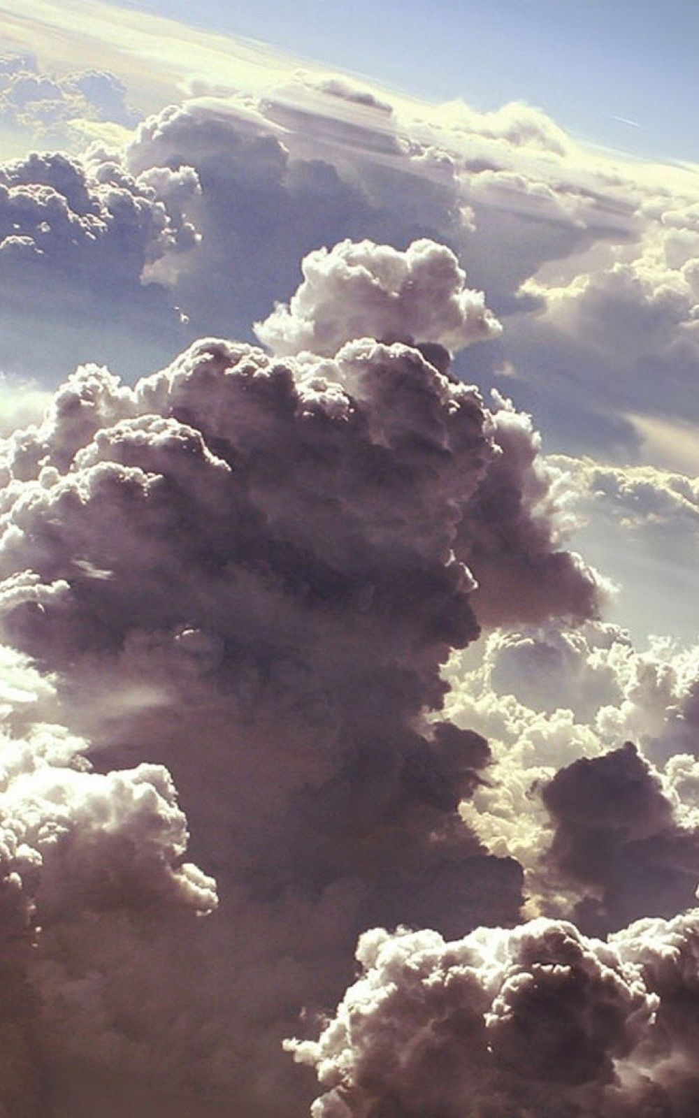 Hd Clouds Wallpapers Posted By Michelle Mercado