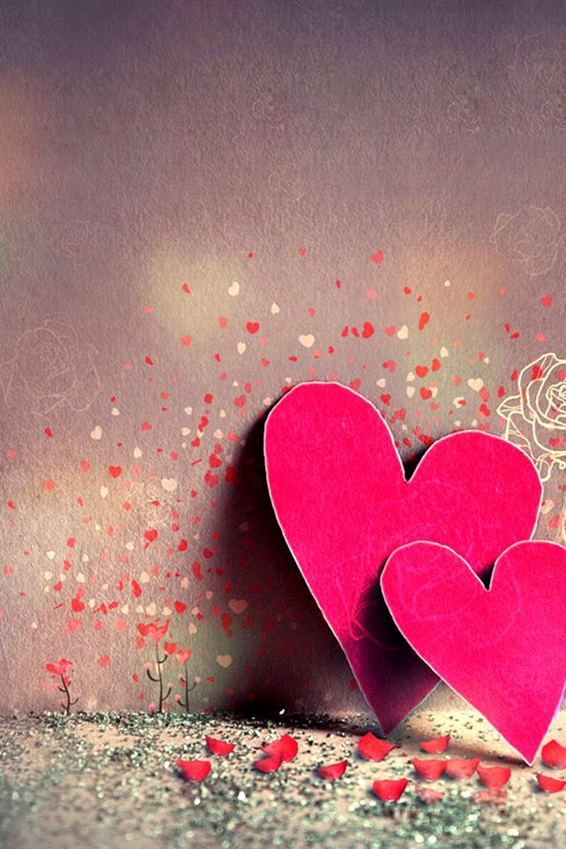 iPhone Heart Wallpapers Group 71
