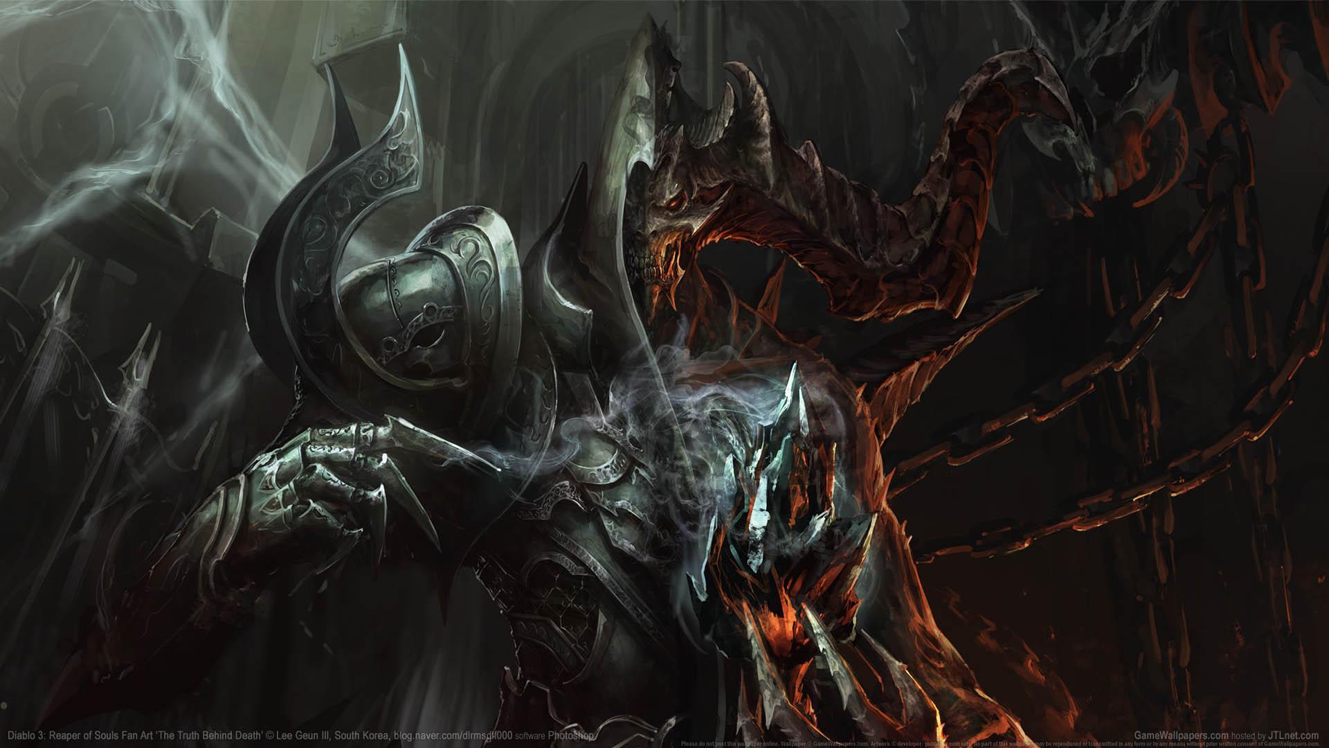 Hd Diablo 3 Wallpaper Posted By John Cunningham
