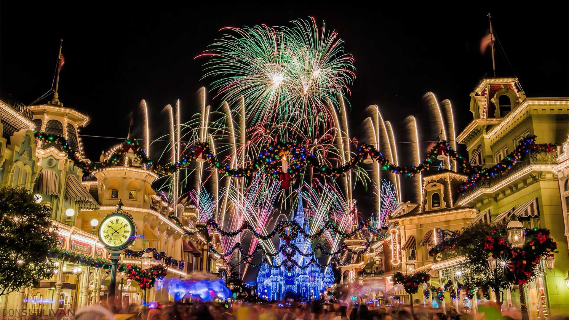 Hd Disney World Wallpaper Posted By Ethan Johnson