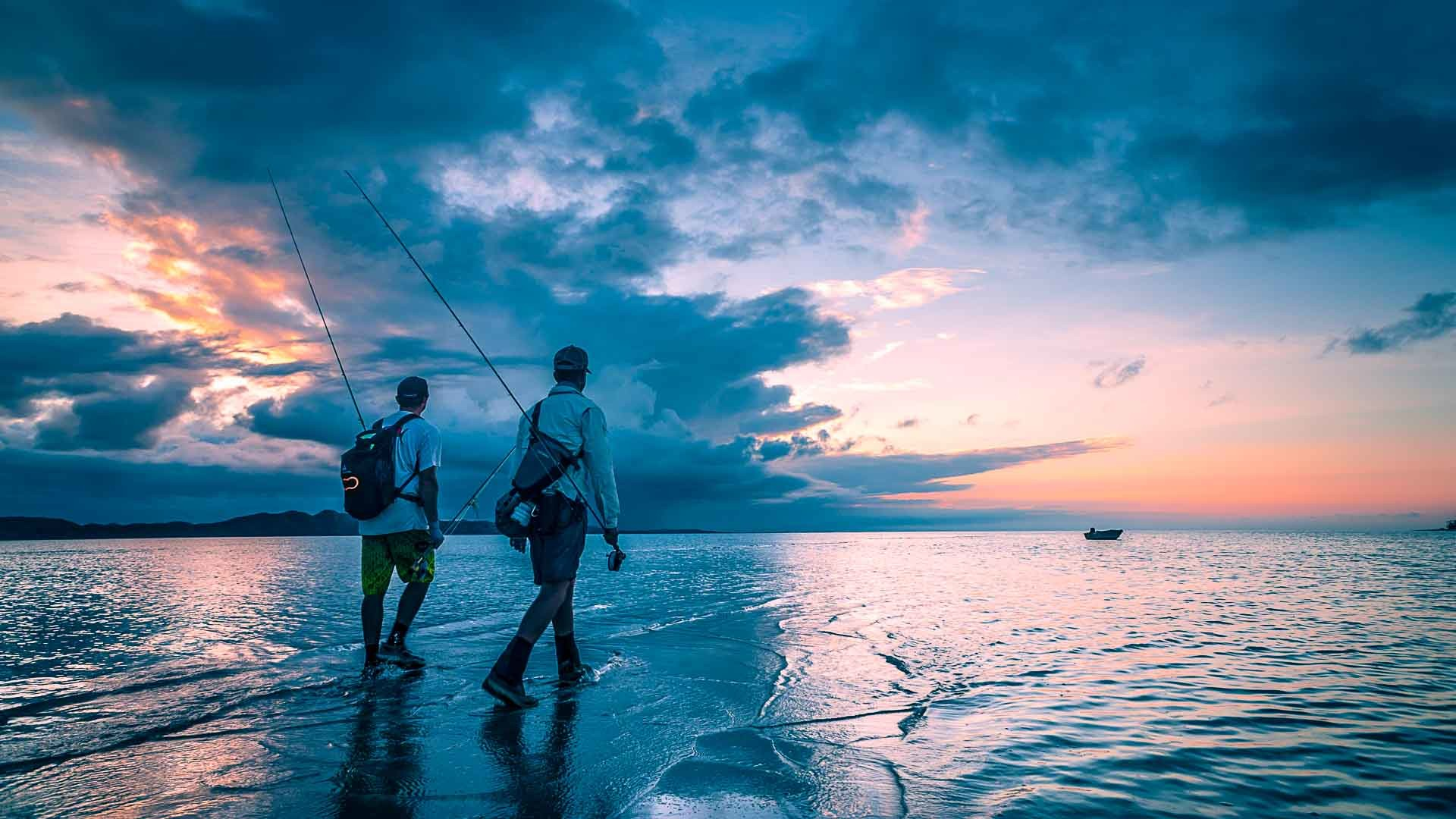 Hd Fishing Wallpaper Posted By Samantha Simpson